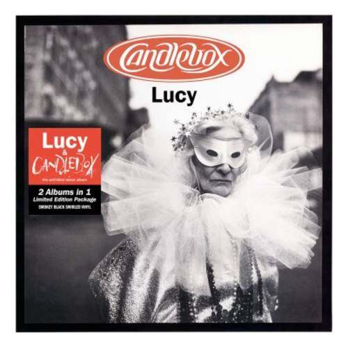 Lucy / Candlebox [Rocktober 2017 Limited Edition Black/Clear Marble LP]