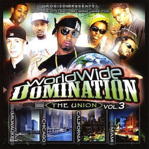 Vol. 3-Worldwide Domination: T