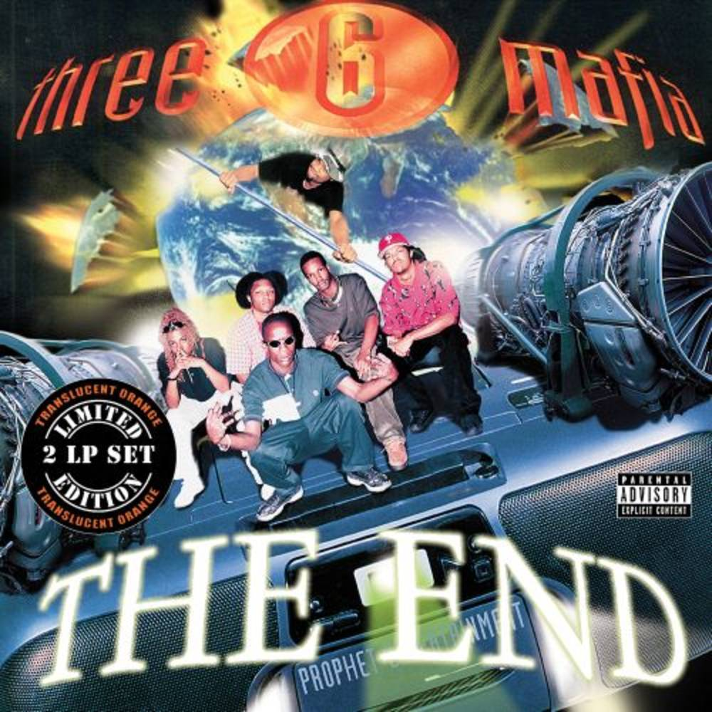 Three 6 Mafia - End [Colored Vinyl] (Org) [Remastered] (2pk)