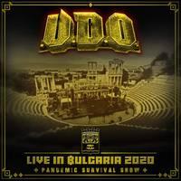 U.D.O. - Live in Bulgaria 2020 - Pandemic Survival Show [2CD/DVD]