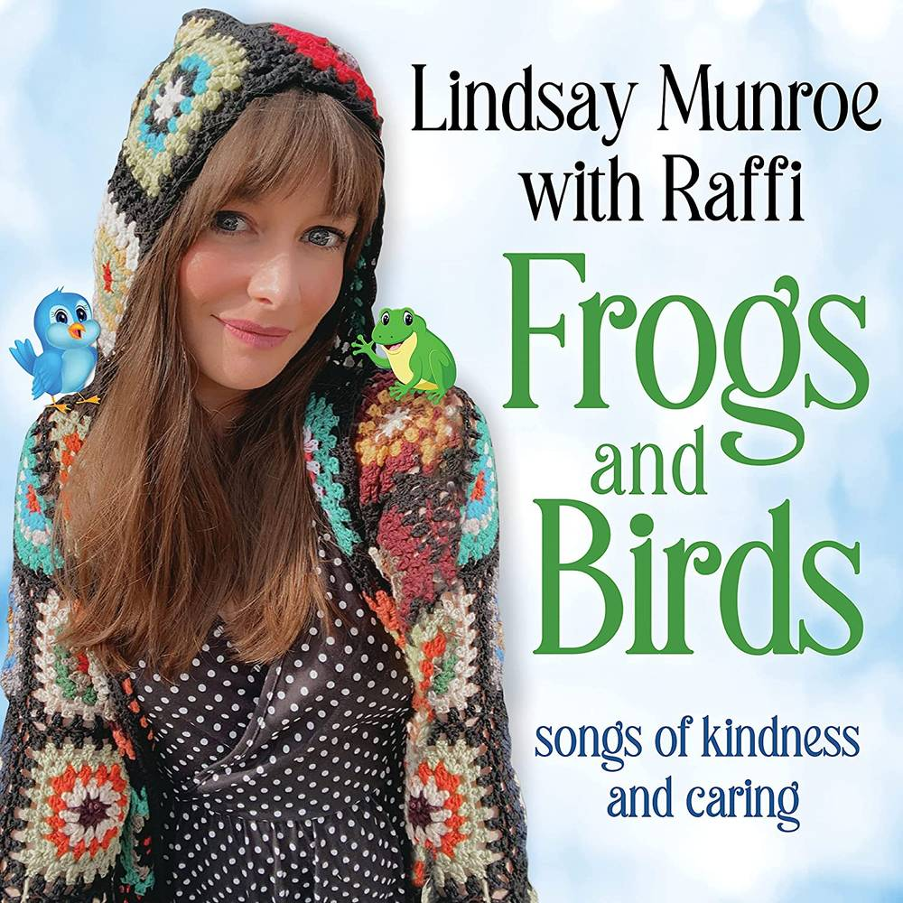 Lindsay Munroe - Frogs And Birds