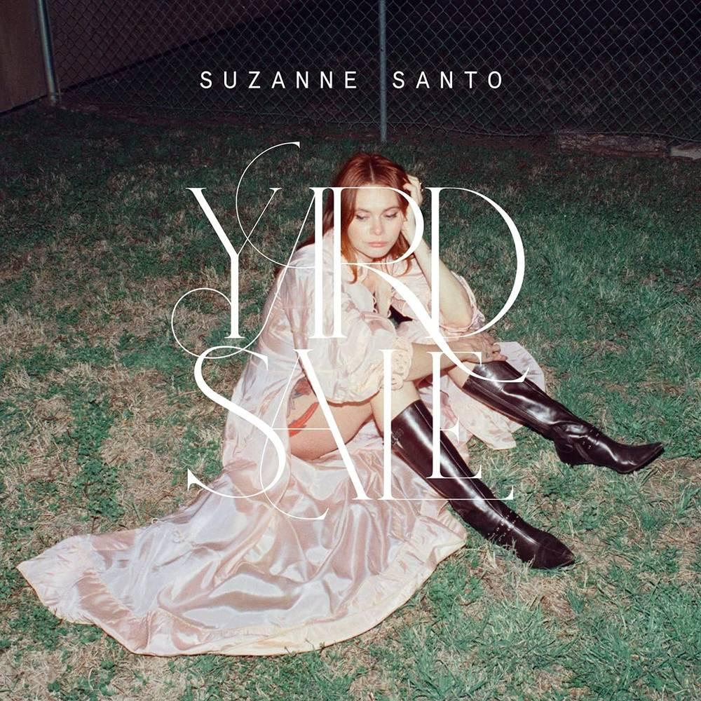 Suzanne Santo - Yard Sale [LP]