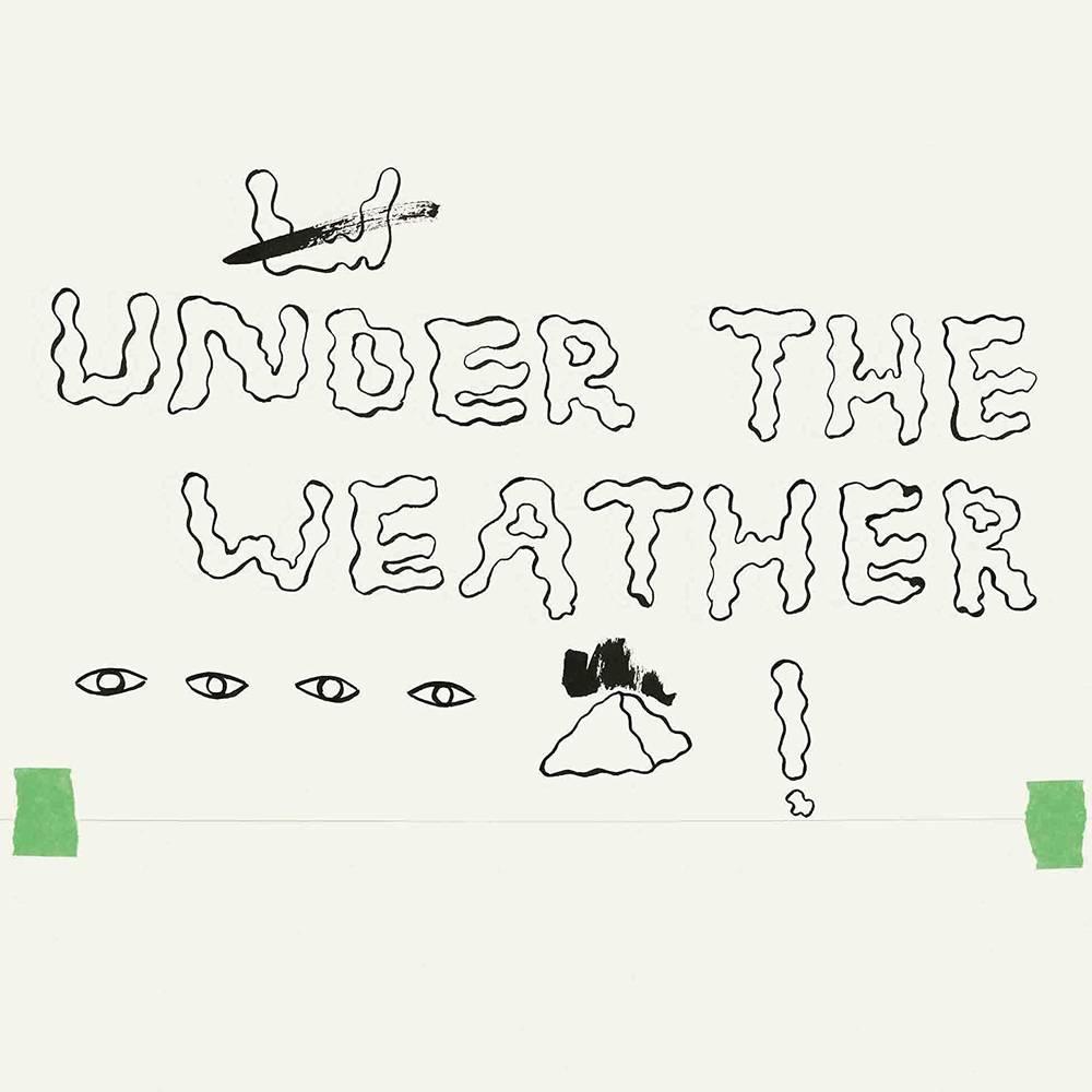 Homeshake - Under The Weather [Grey LP]