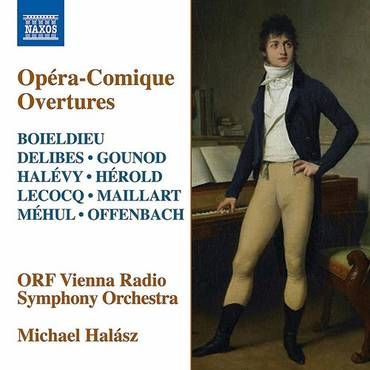 Opera-Comique Overtures / Various