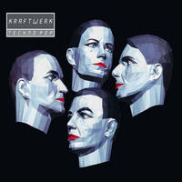 Kraftwerk - Techno Pop [Indie Exclusive Limited Edition Clear LP]
