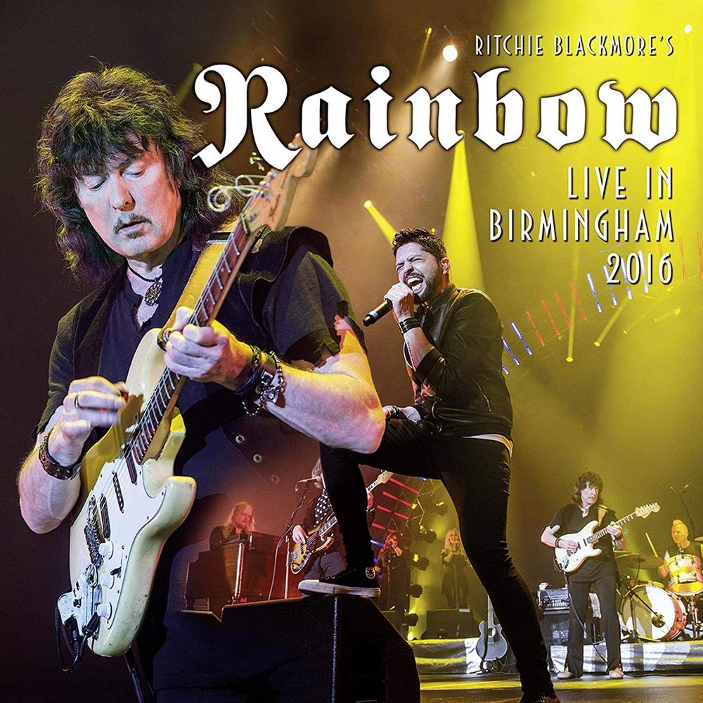 Rainbow - Live In Birmingham 2016 [Limited Edition White 3LP]