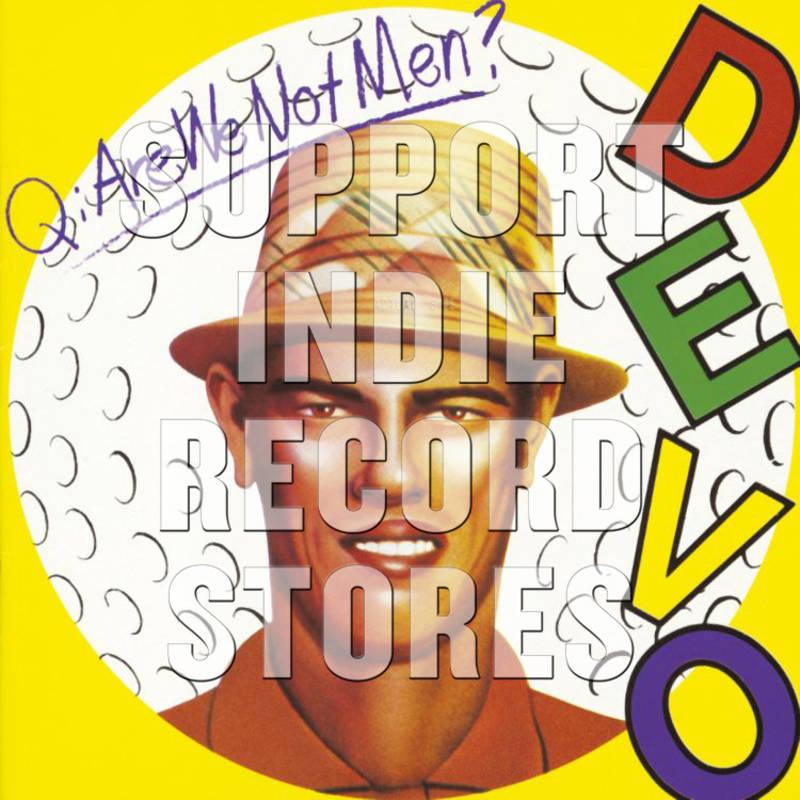 Devo Q: Are We Not Men? A: We Are Devo!