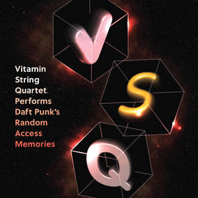 VSQ Performs Daft Punk's Random Access Memories