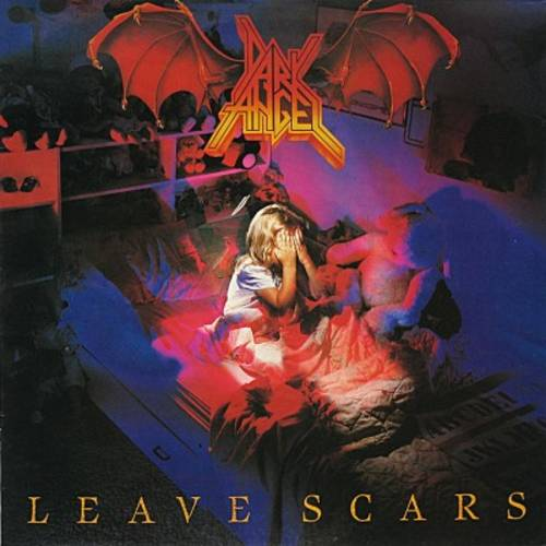 Leave Scars [Indie Exclusive Limited Edition Blue LP]