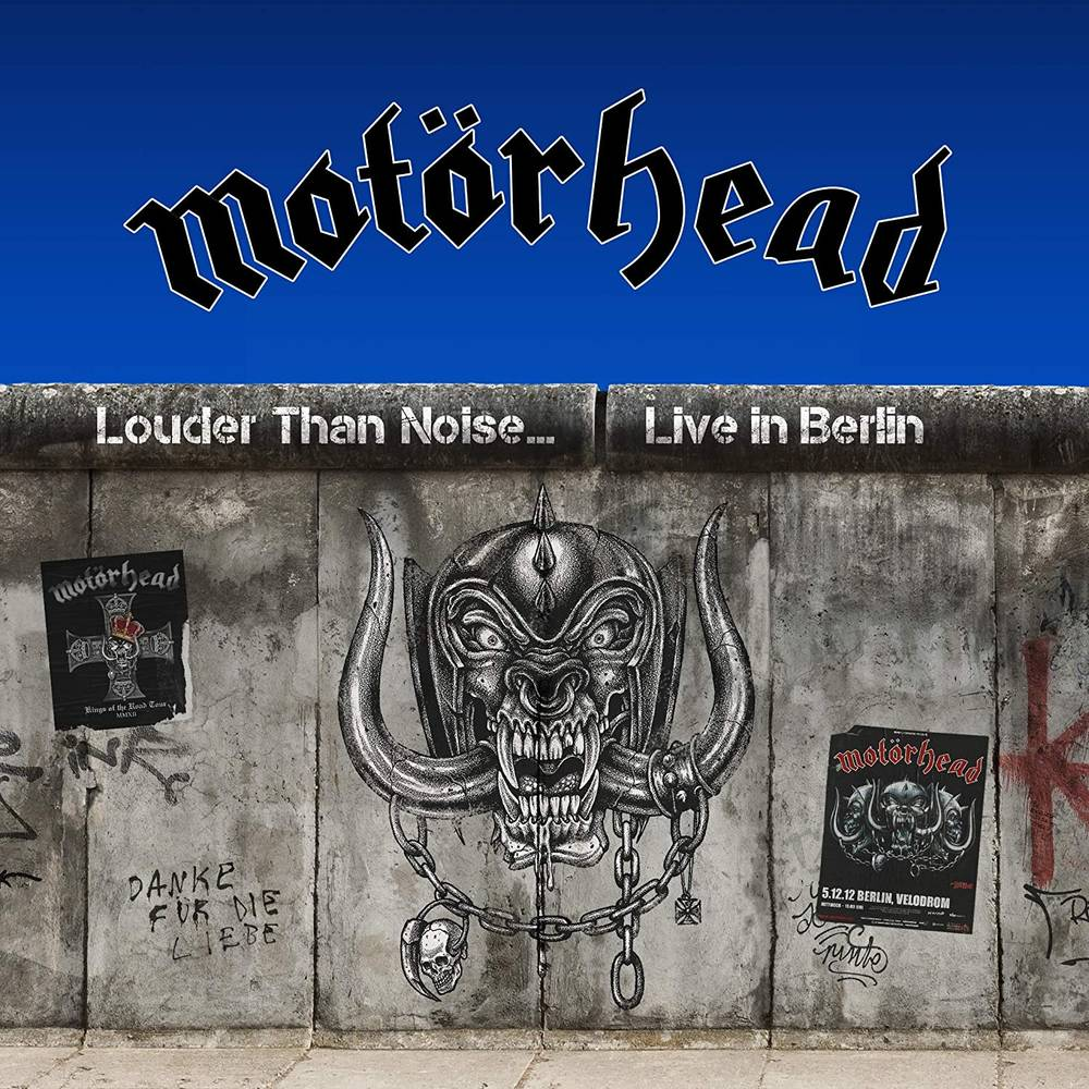 Motorhead - Louder Than Noise... Live In Berlin [2LP]