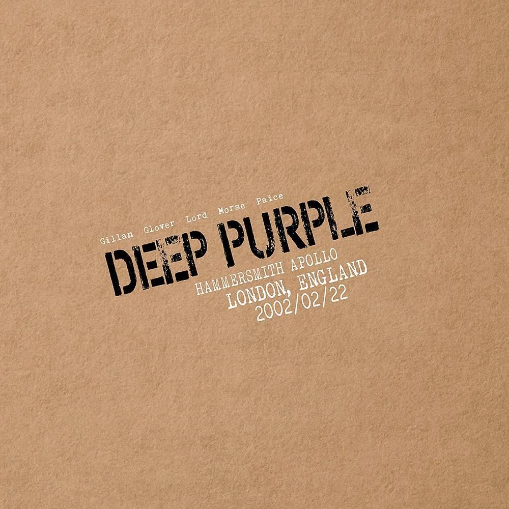 Deep Purple - Live In London 2002 [3LP]