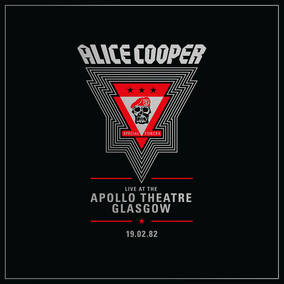 Live from the Apollo Theatre Glasgow Feb 19.1982