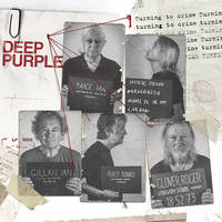 Deep Purple - Turning To Crime [Limited Edition Crystal Clear 2LP]