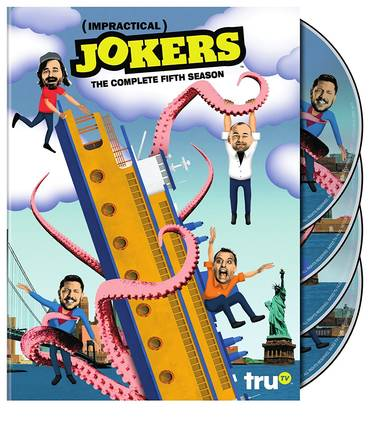 Impractical Jokers: The Complete Fifth Season