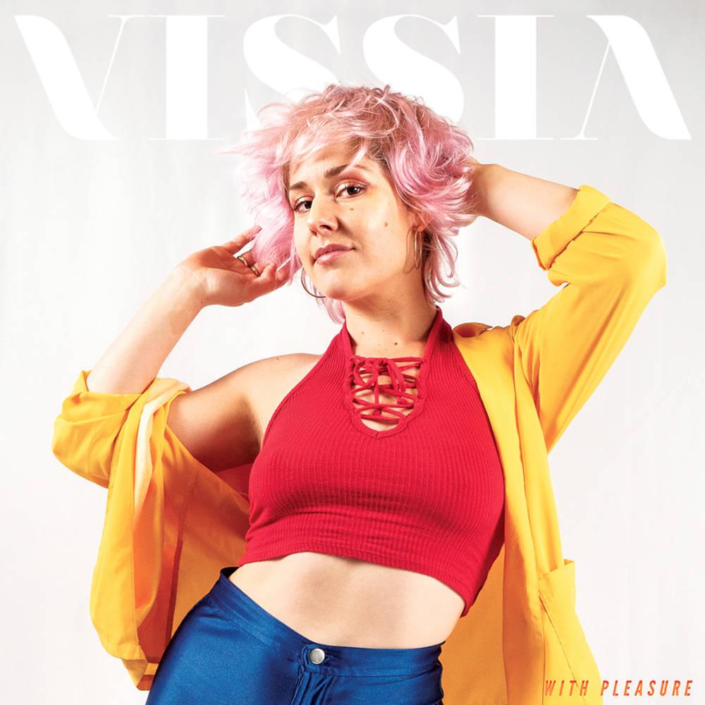 VISSIA - With Pleasure [LP]
