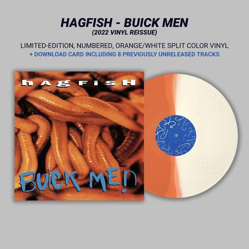 Hagfish - Buick Men - Limited Edition Vinyl LP