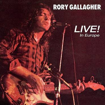 Live In Europe [Import LP]