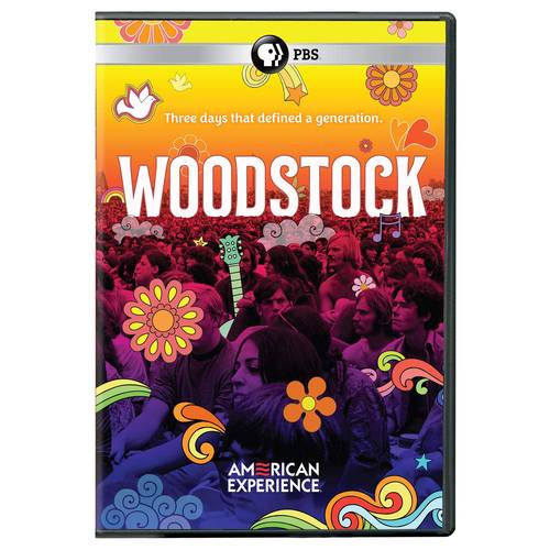 American Experience: Woodstock - Three Days That Defined A Generation