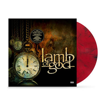 Lamb of God [Indie Exclusive Limited Edition Red & Black LP]