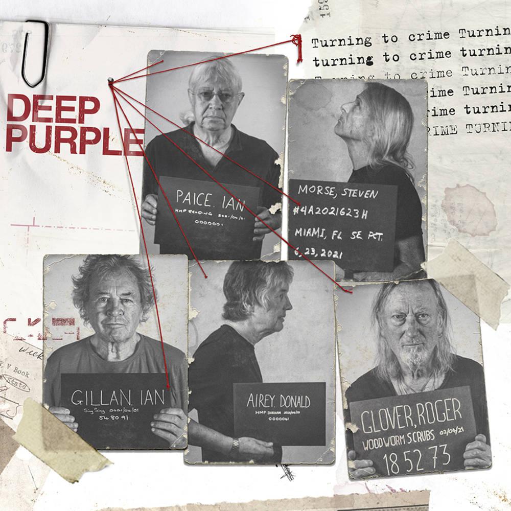 Deep Purple - Turning To Crime [2LP]