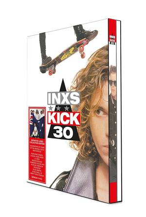 Kick: 30th Anniversary Edition [Deluxe 3CD/Blu-ray]