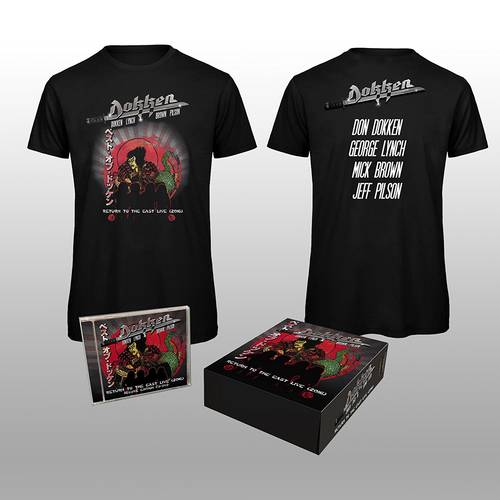 Return To The East Live 2016 [Collector's Box Set]