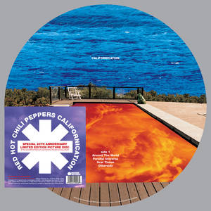 Win A Red Hot Chili Peppers Picture Disc!