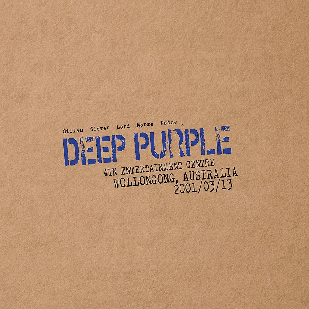 Deep Purple - Live In Wollongong 2001 [3LP]