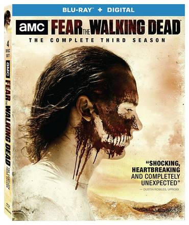 Fear The Walking Dead: The Complete Third Season