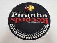 Piranha Records - Felt Slipmat