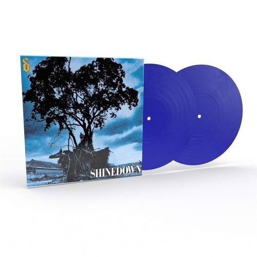 Shinedown - Leave A Whisper [Limited Edition Clear Blue 2LP]