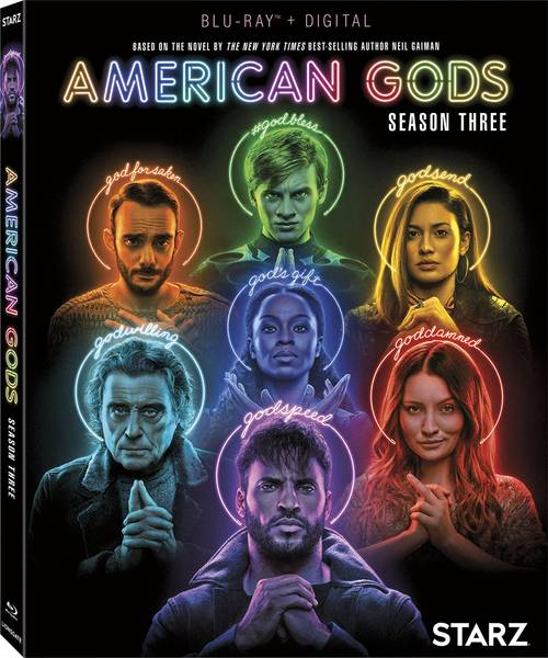 American Gods [TV Series] - American Gods: Season Three