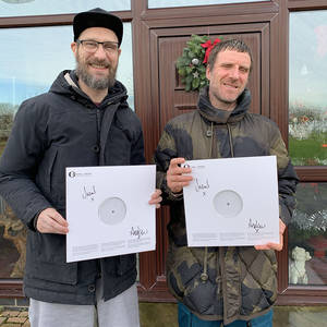 Sleaford Mods - Spare Ribs Test Press (Autographed)