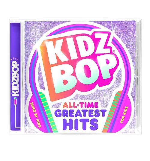 Kidz Bop - All Time Greatest Hits