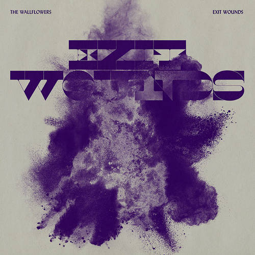 The Wallflowers - Exit Wounds [Indie Exclusive Limited Edition Purple LP]