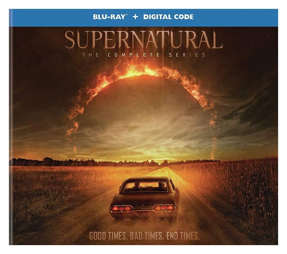 Supernatural [TV Series] - Supernatural: The Complete Series