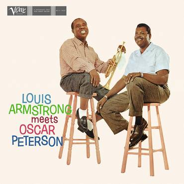 Louis Armstrong Meets Oscar Peterson [Limited Edition LP]