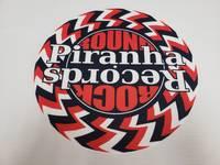 Piranha Records - Swirl Felt Slipmat