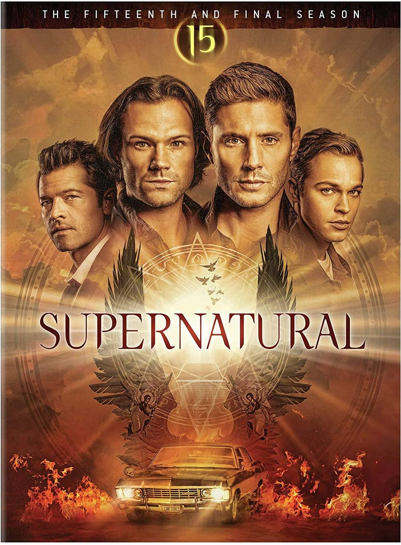Supernatural [TV Series] - Supernatural: The Complete Fifteenth and Final Season
