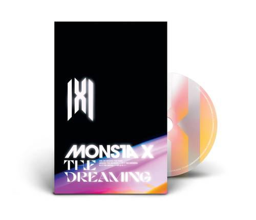 Monsta X - The Dreaming [Deluxe Version I]
