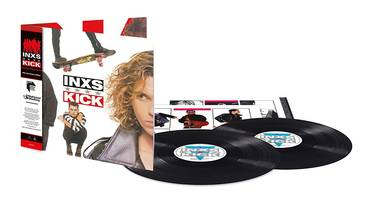 Kick: 30th Anniversary Edition [Import 1/2 Speed Master LP]