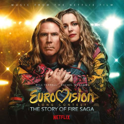 Various Artists - Eurovision Song Contest: The Story Of (Original Soundtrack) [Limited 180-Gram 'Snow & Ice' White LP]