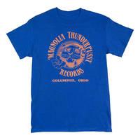 Magnolia Thunderpussy - Blue/Orange Short Sleeve (S)