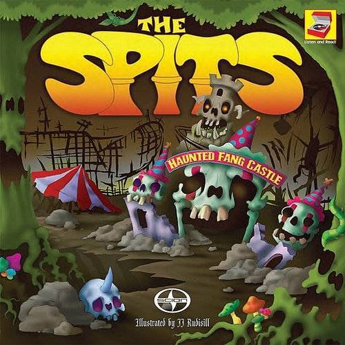 Scion A/V Garage Presents: The Spits - Haunted Fang Castle