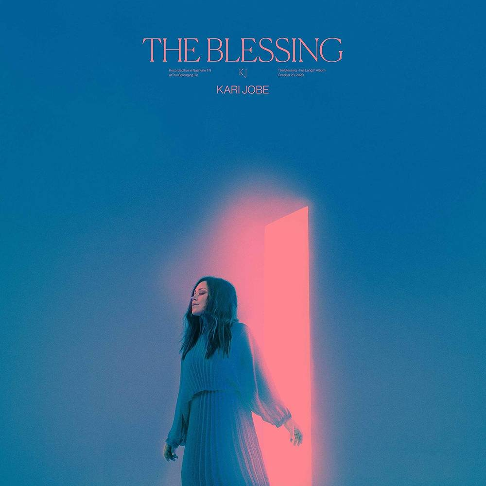 Kari Jobe - The Blessing (Live At The Belonging Co, Nashville, TN/2020) [3 LP]