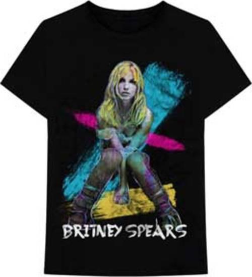Britney Spears - Neon Chalk (S)