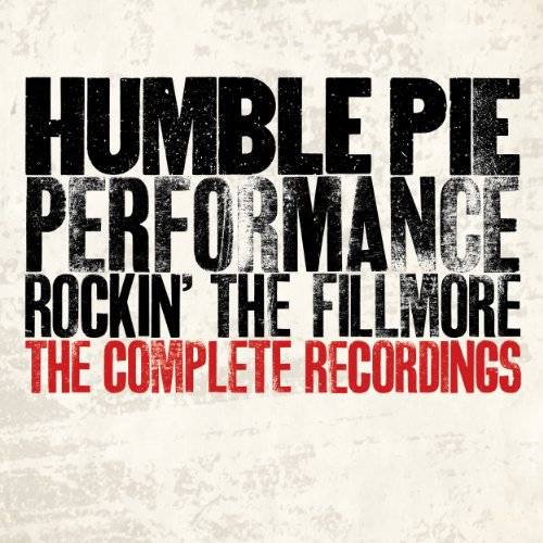 Performance: Rockin' the Fillmore-Complete Recordings [Box Set]