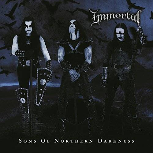 Sons Of Northern Darkness [CD+DVD]