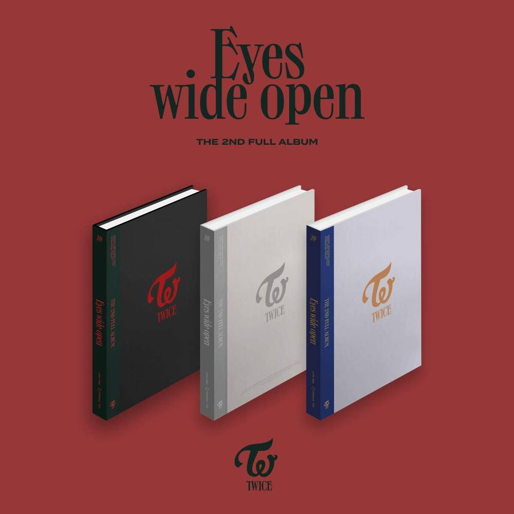 Twice - Eyes Wide Open (Retro Version)