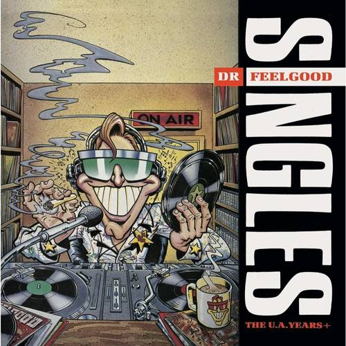 Dr. Feelgood - Singles: The U.A. Years+ [2LP]